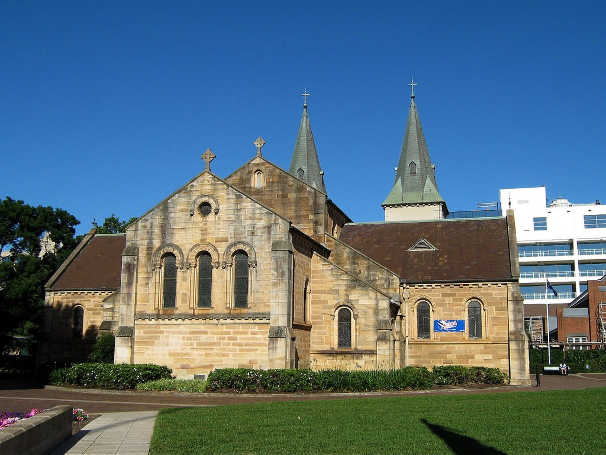 St Johns Cathedral - Accommodation in Bendigo