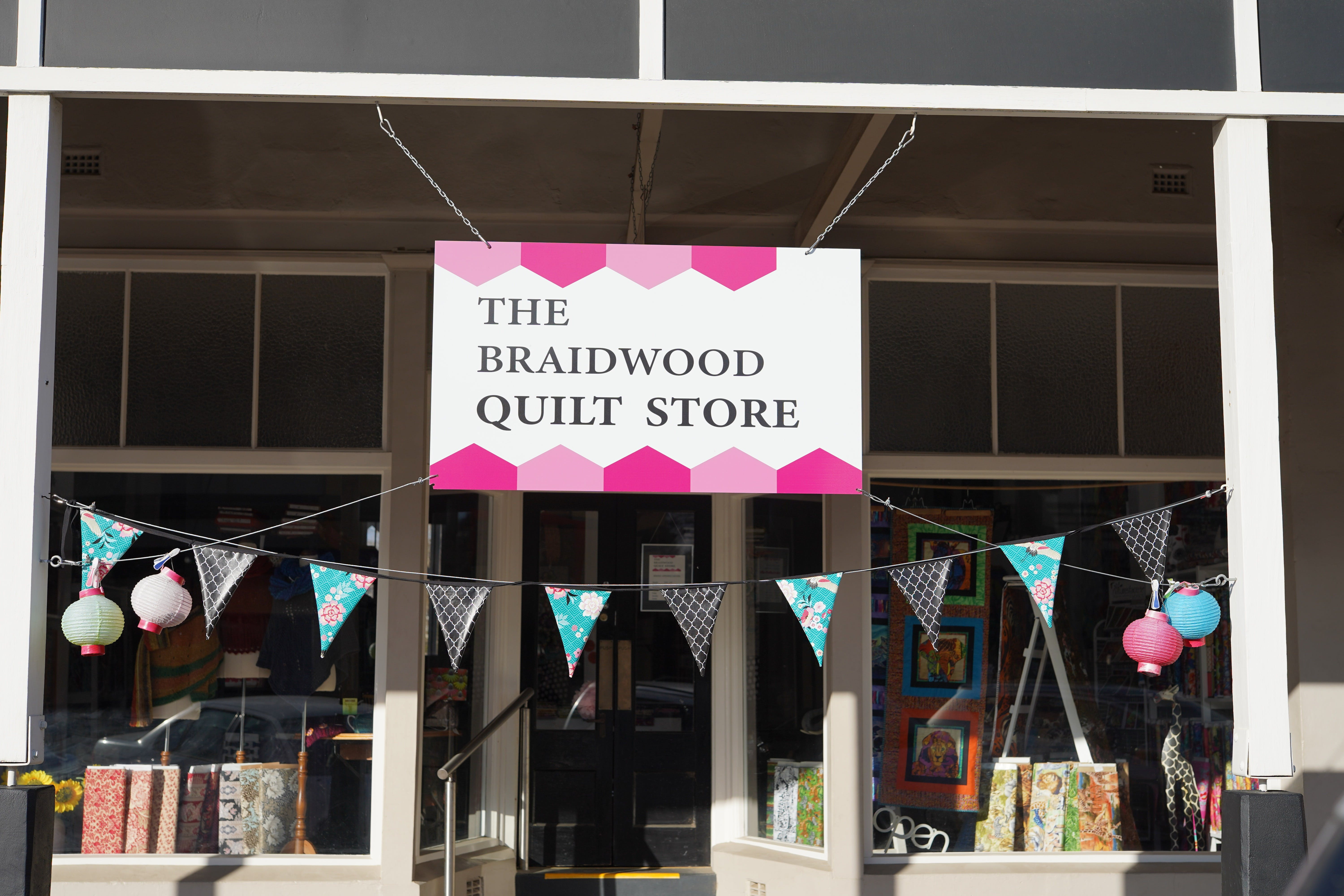 The Braidwood Quilt Store - Accommodation in Bendigo