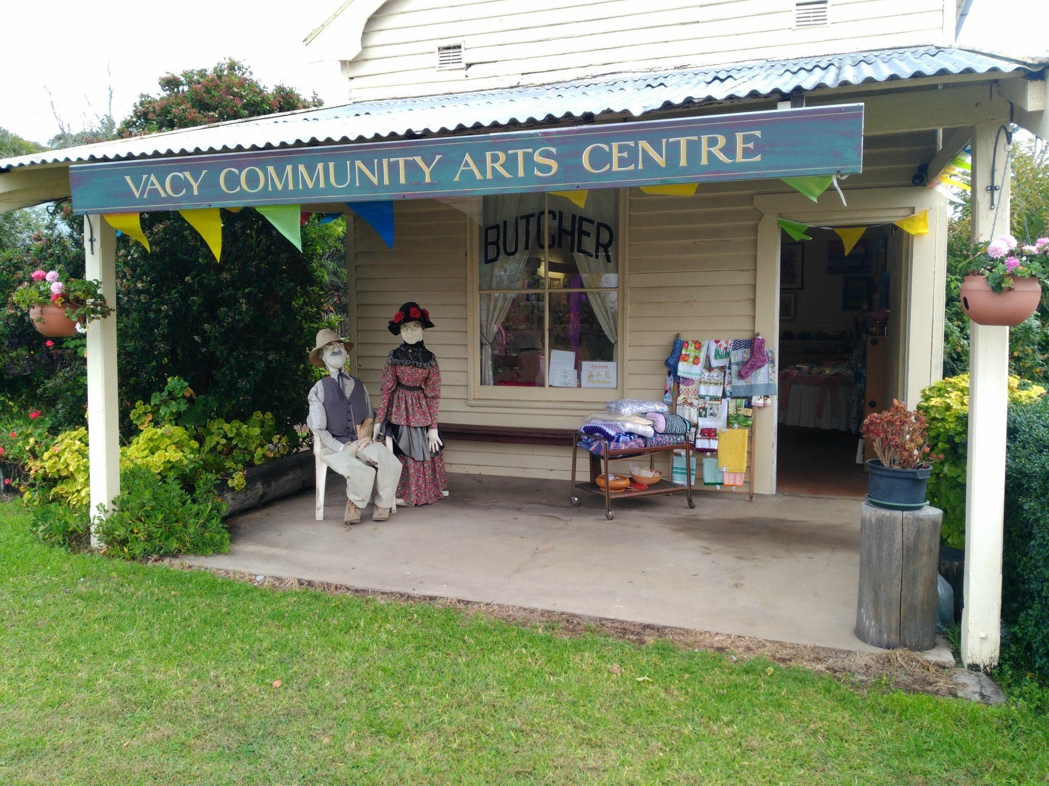 Vacy Community Arts Centre - Accommodation in Bendigo