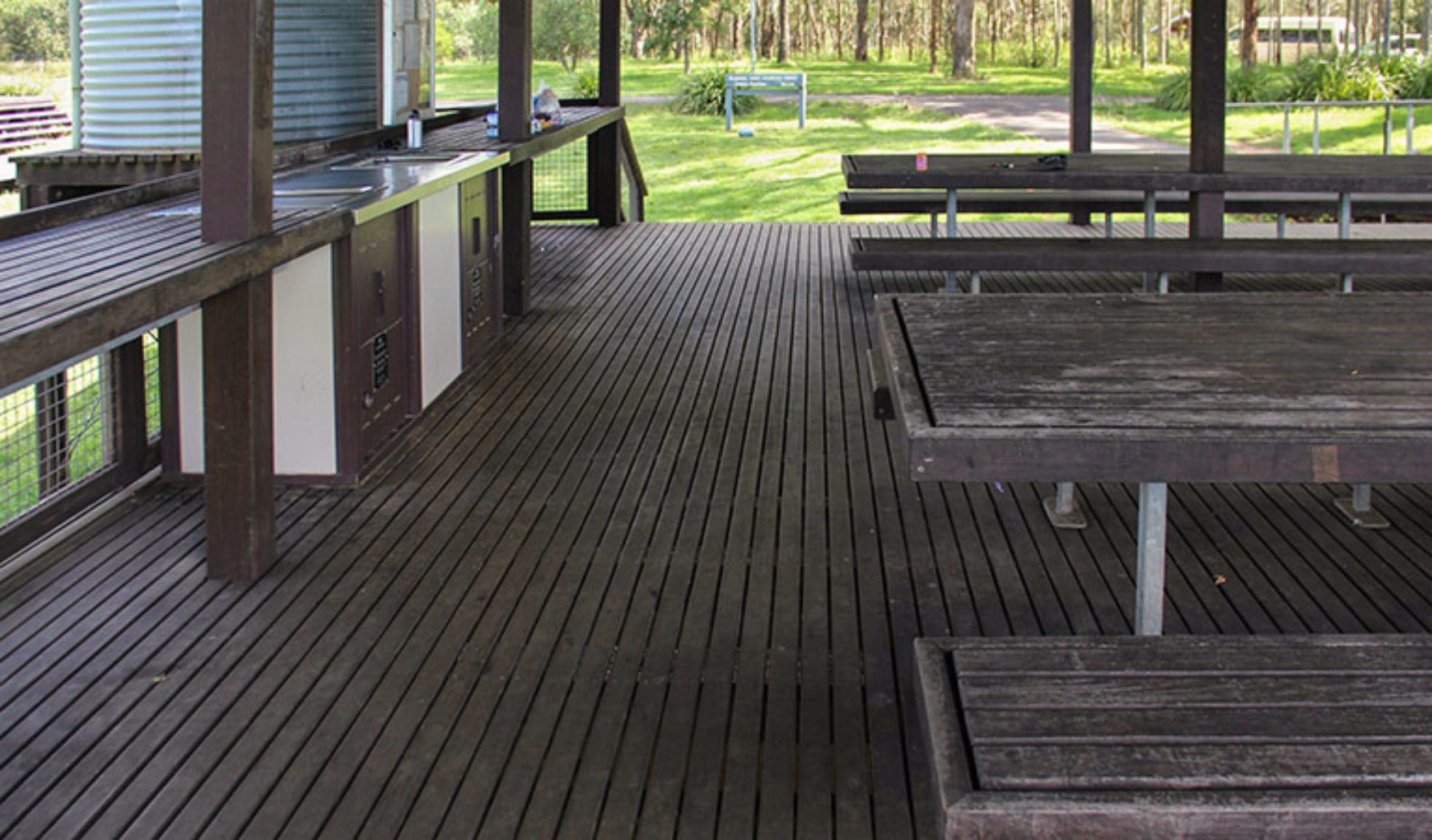 Crebra Pavilion - Accommodation in Bendigo