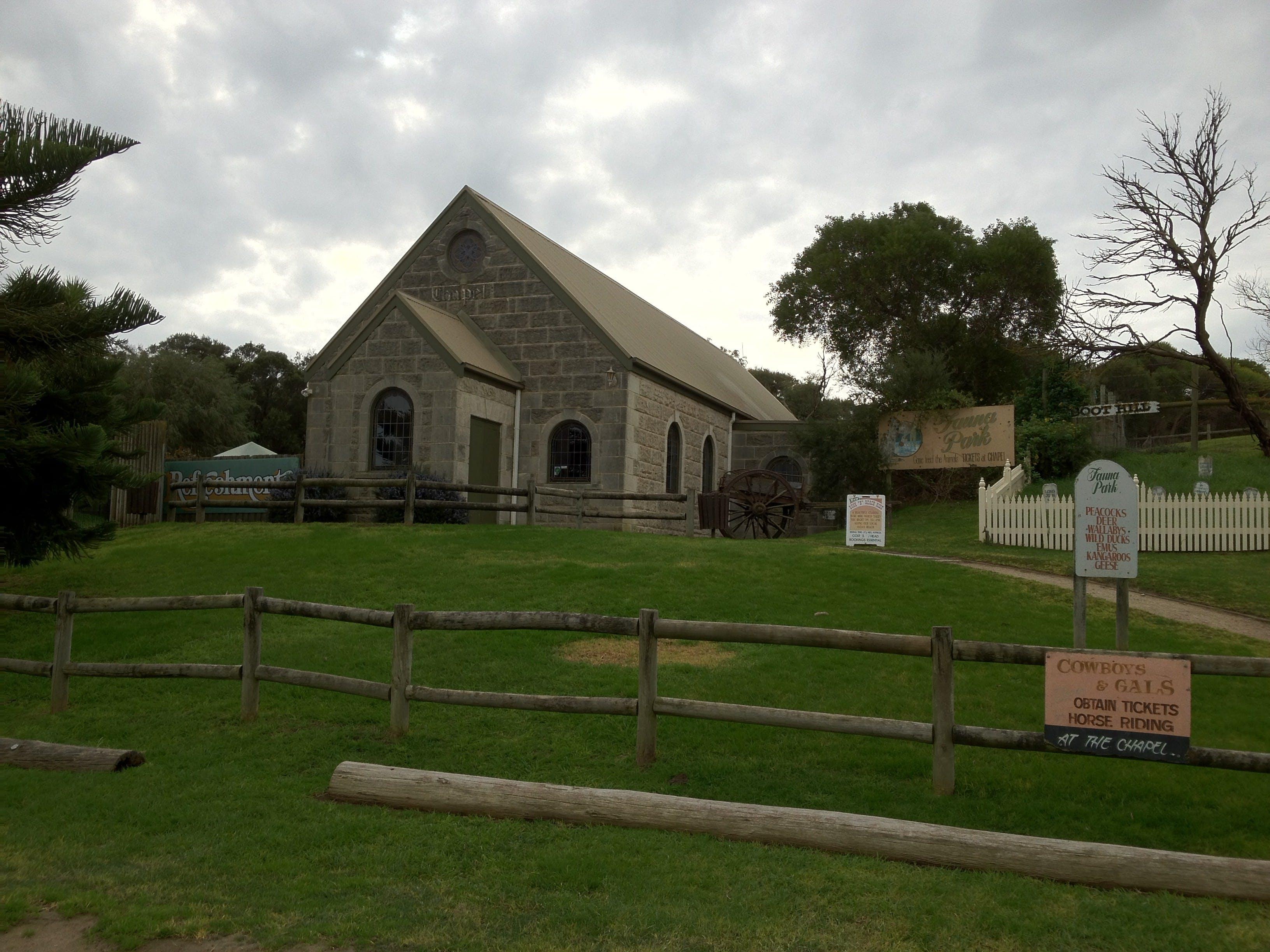 The Ranch - Accommodation in Bendigo