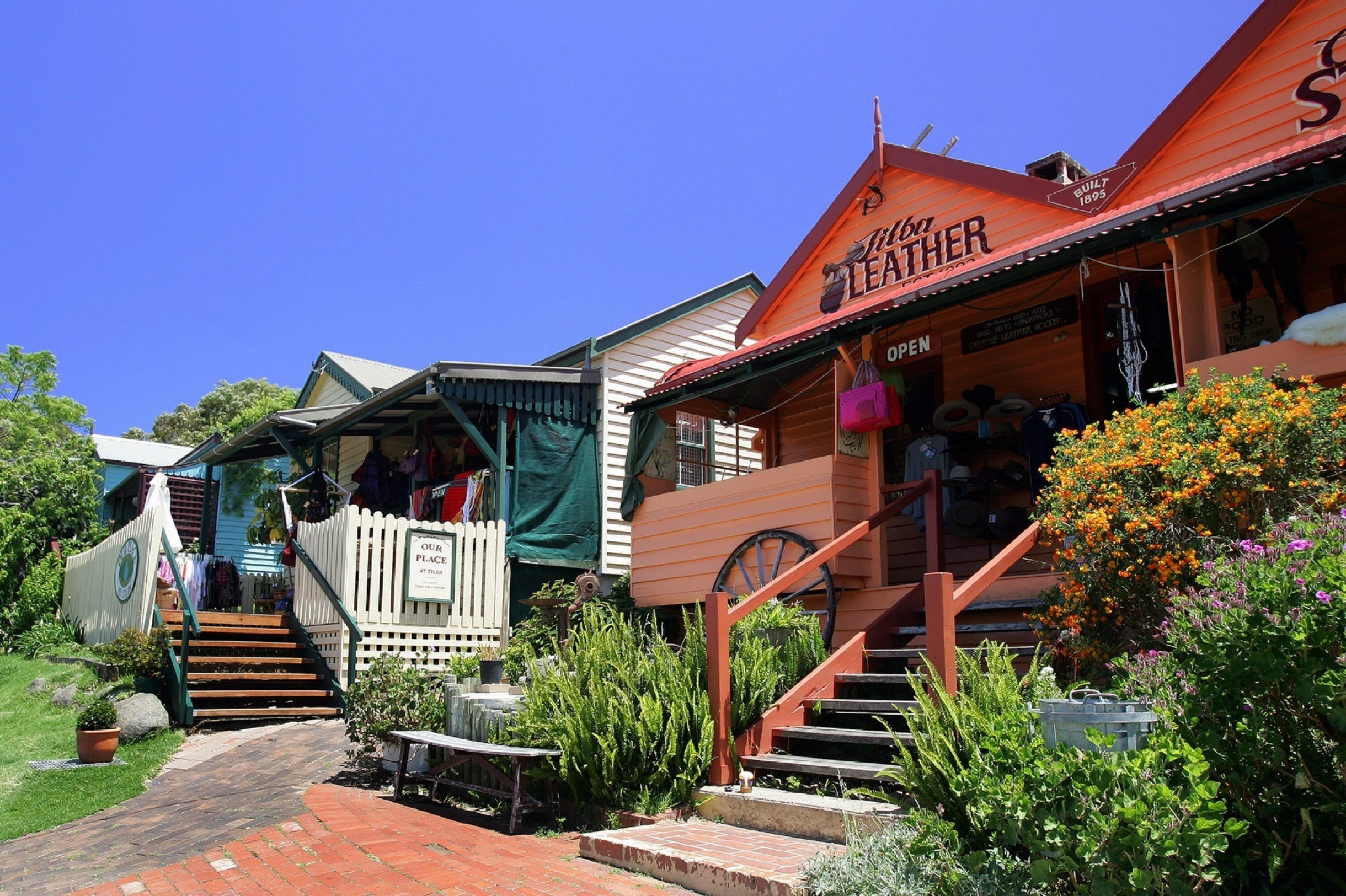 The Tilba District Heritage Areas - Accommodation in Bendigo