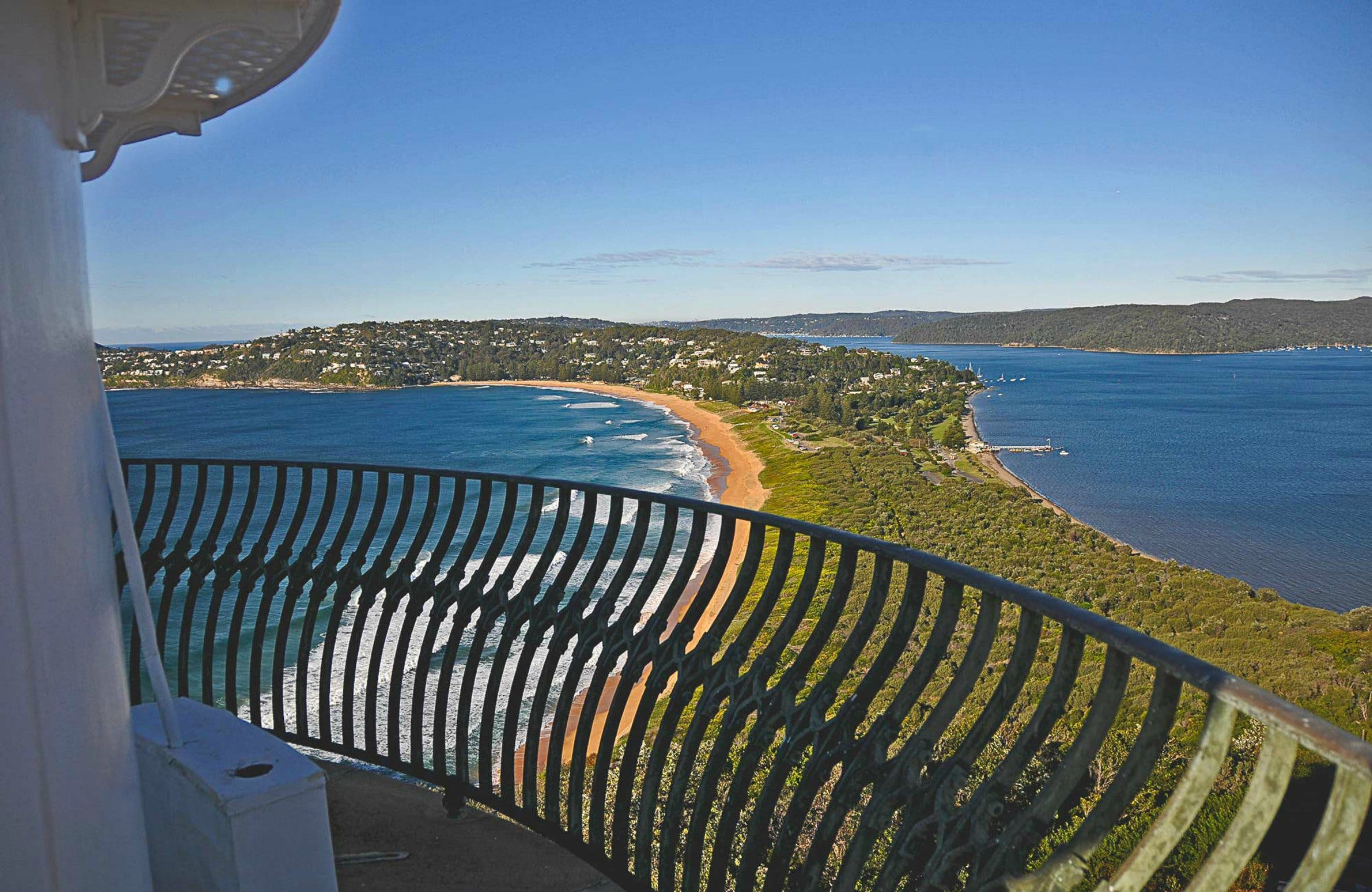Barrenjoey Lighthouse - Accommodation in Bendigo