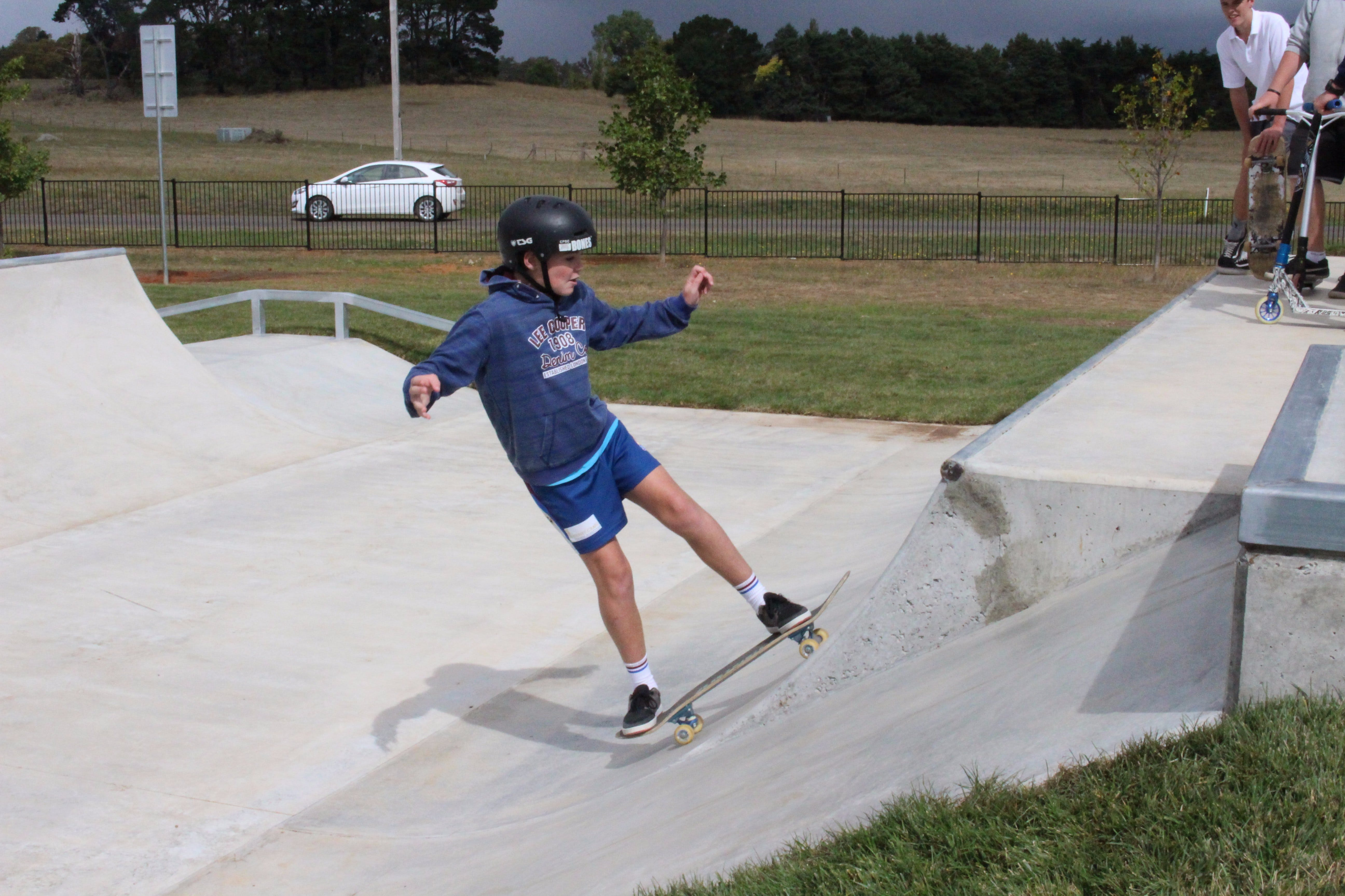 Crookwell Skate Park - Accommodation in Bendigo