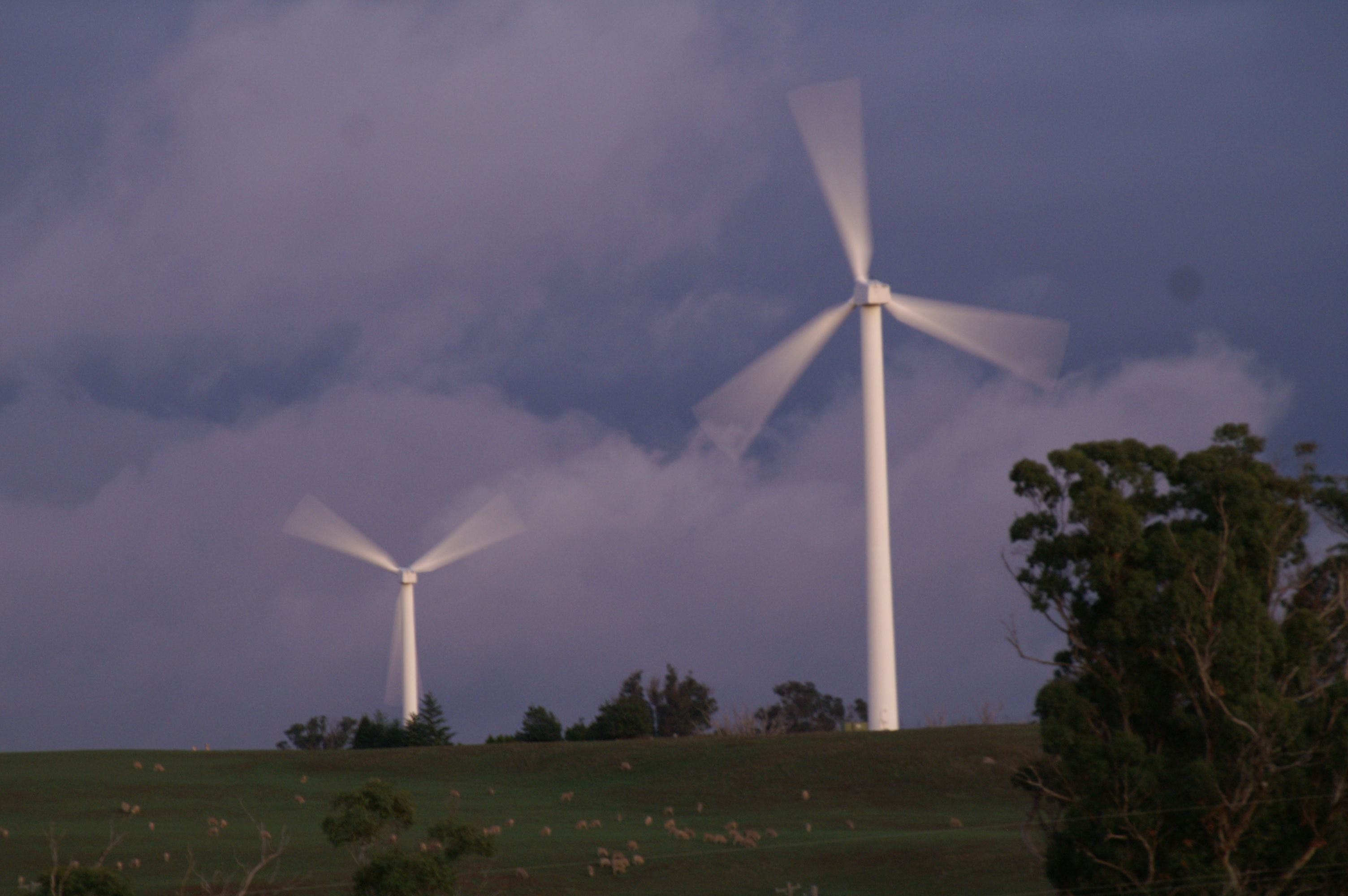 Crookwell Wind Farm - Accommodation in Bendigo