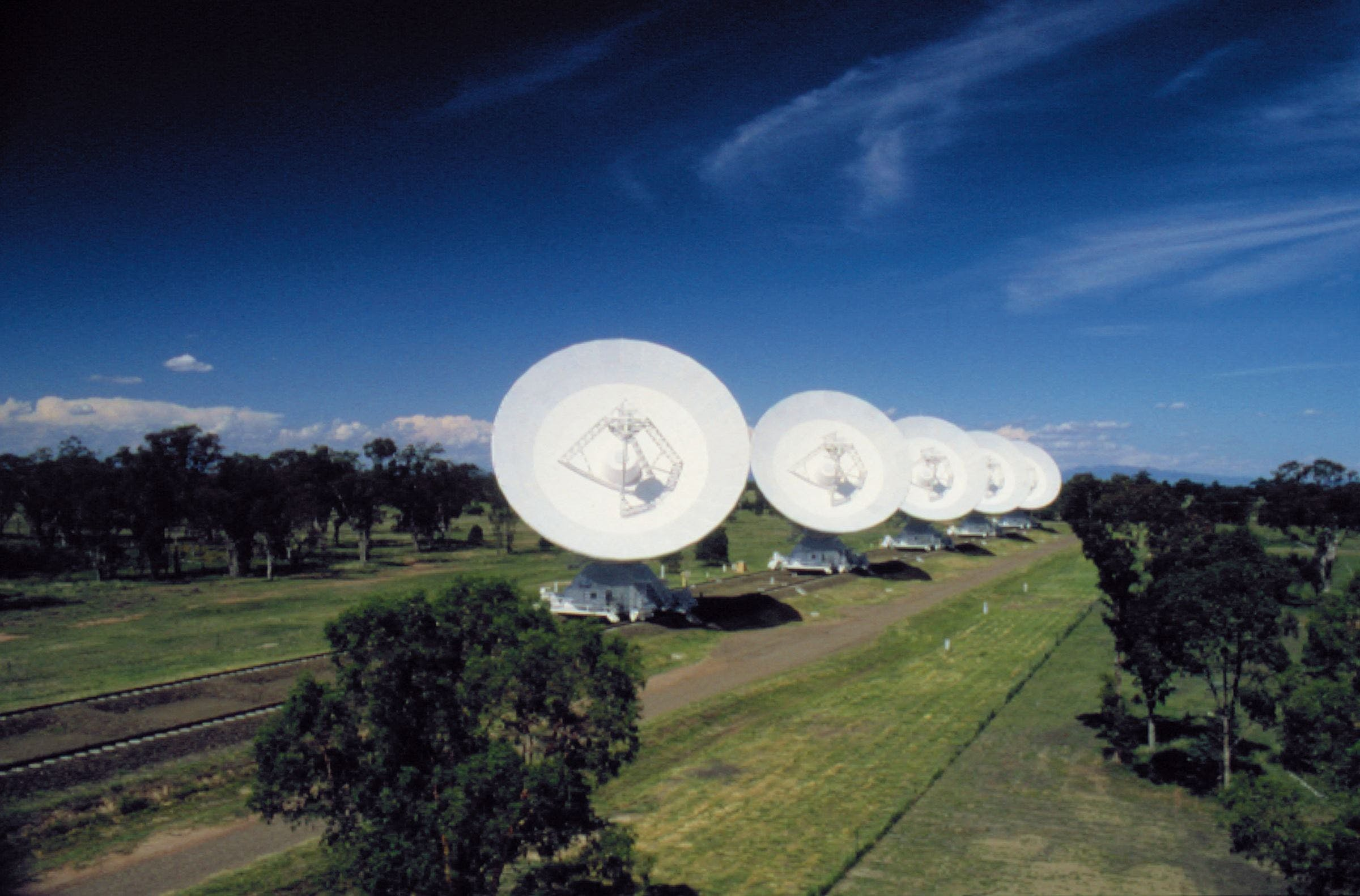 CSIRO Australia Telescope Narrabri - Accommodation in Bendigo