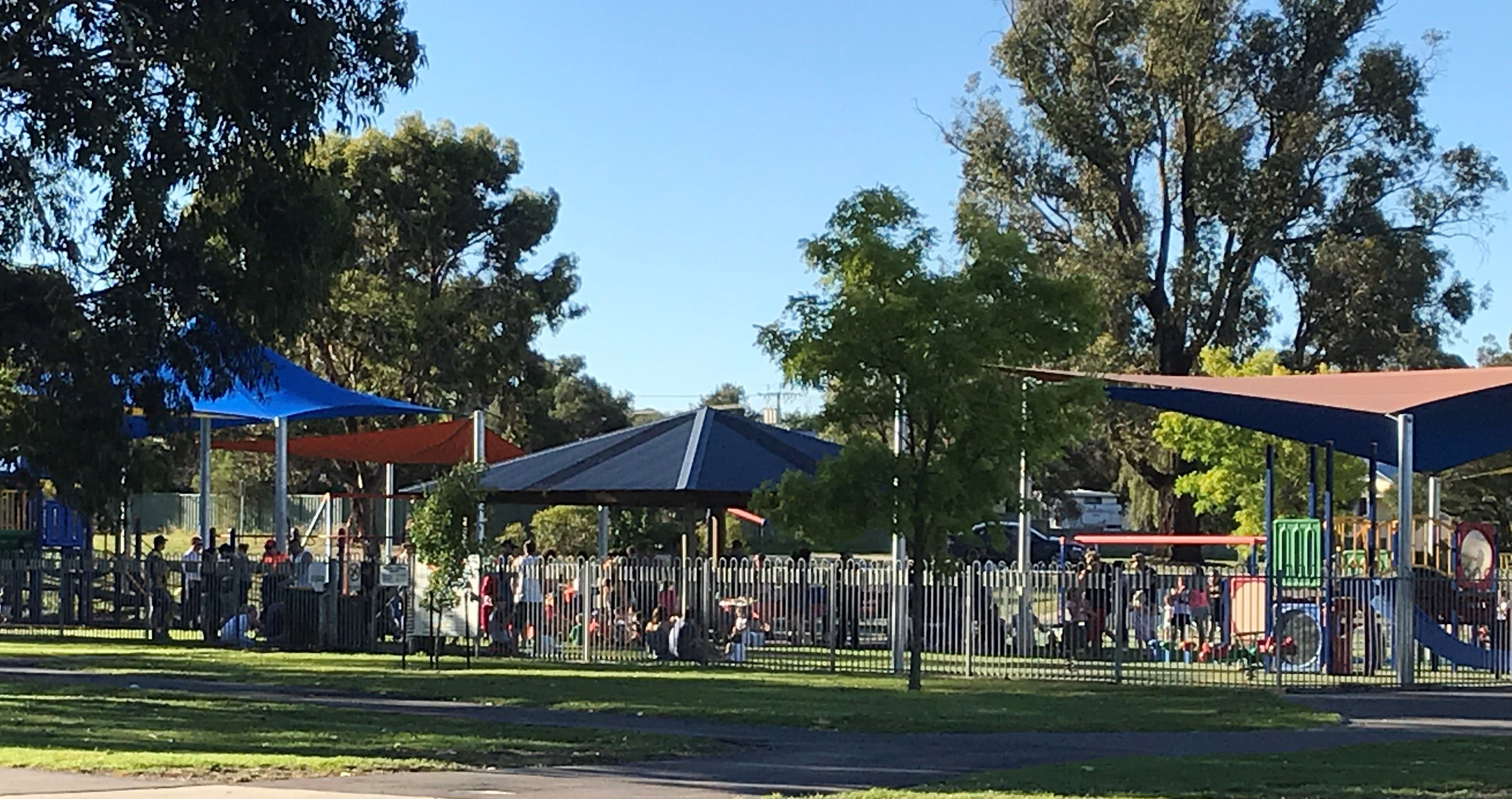 Market Square Recreation Area - Accommodation in Bendigo
