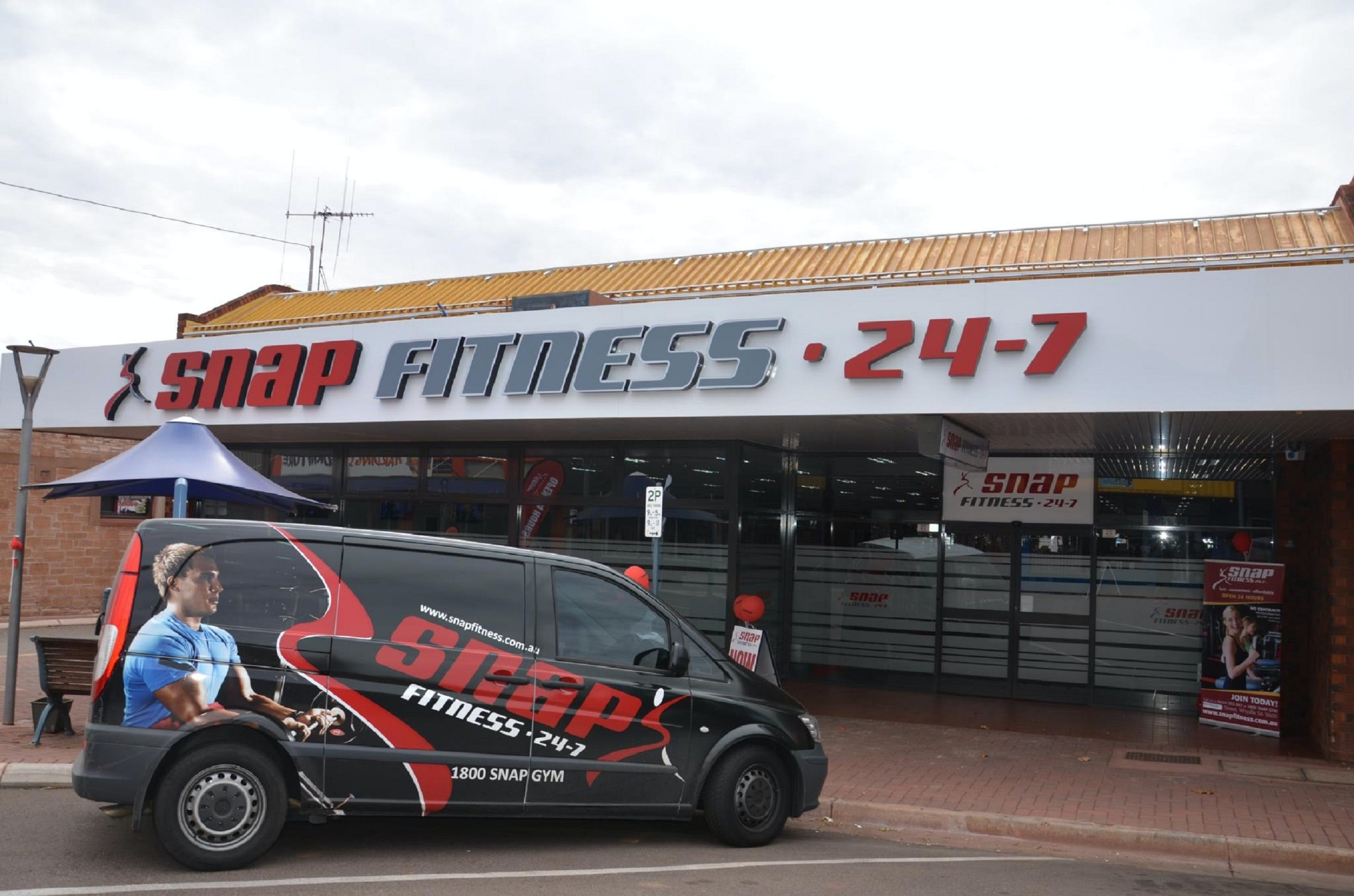 Snap Fitness Whyalla 24/7 gym - Accommodation in Bendigo