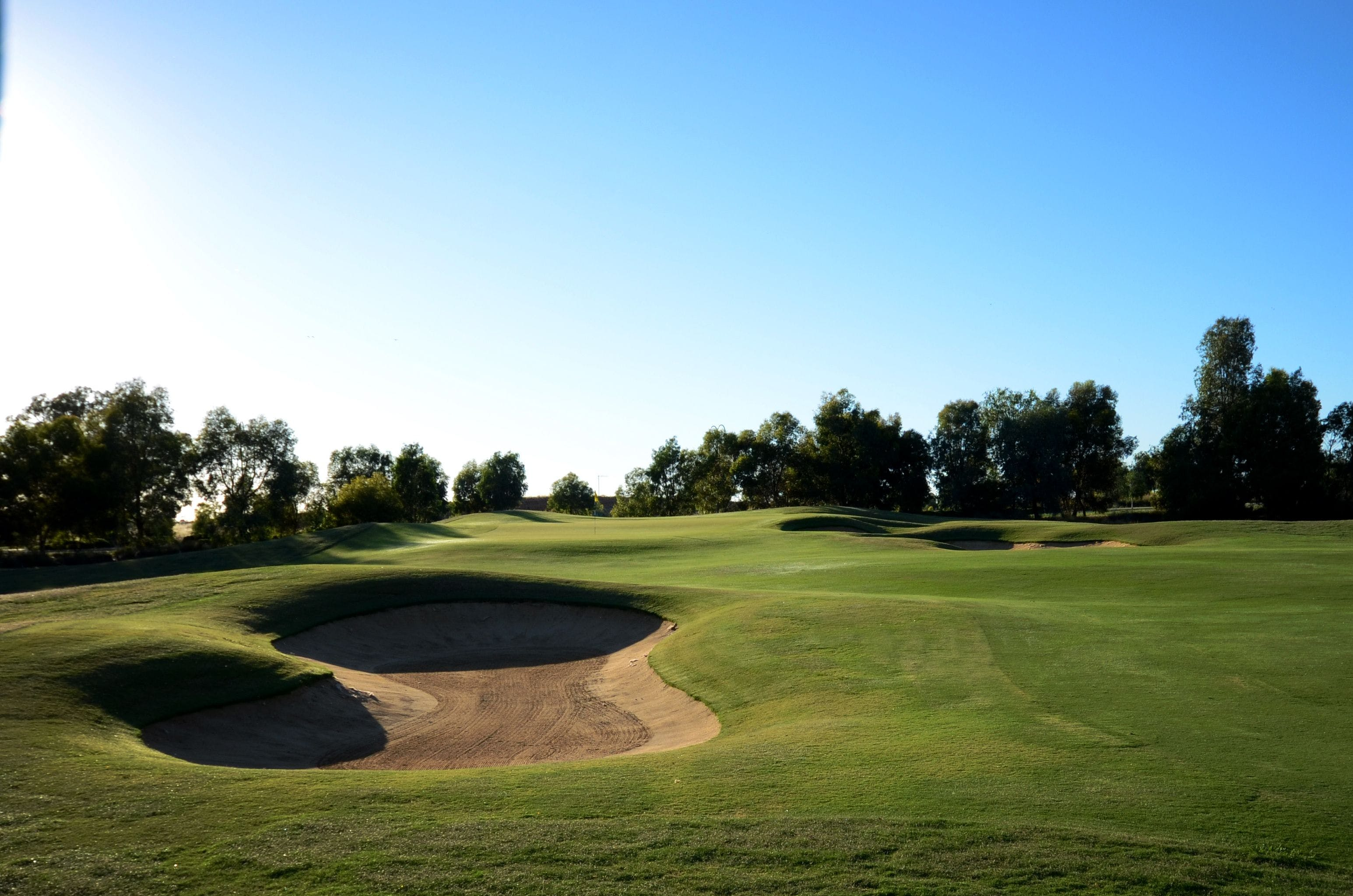 Black Bull Golf Course - Accommodation in Bendigo