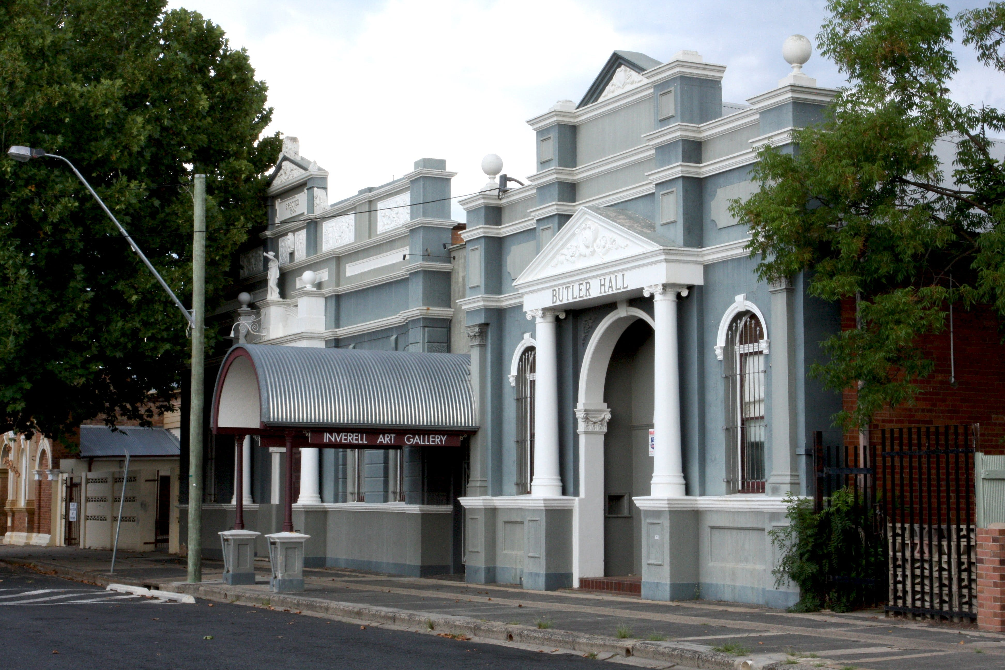 Inverell Art  Gallery - Accommodation in Bendigo