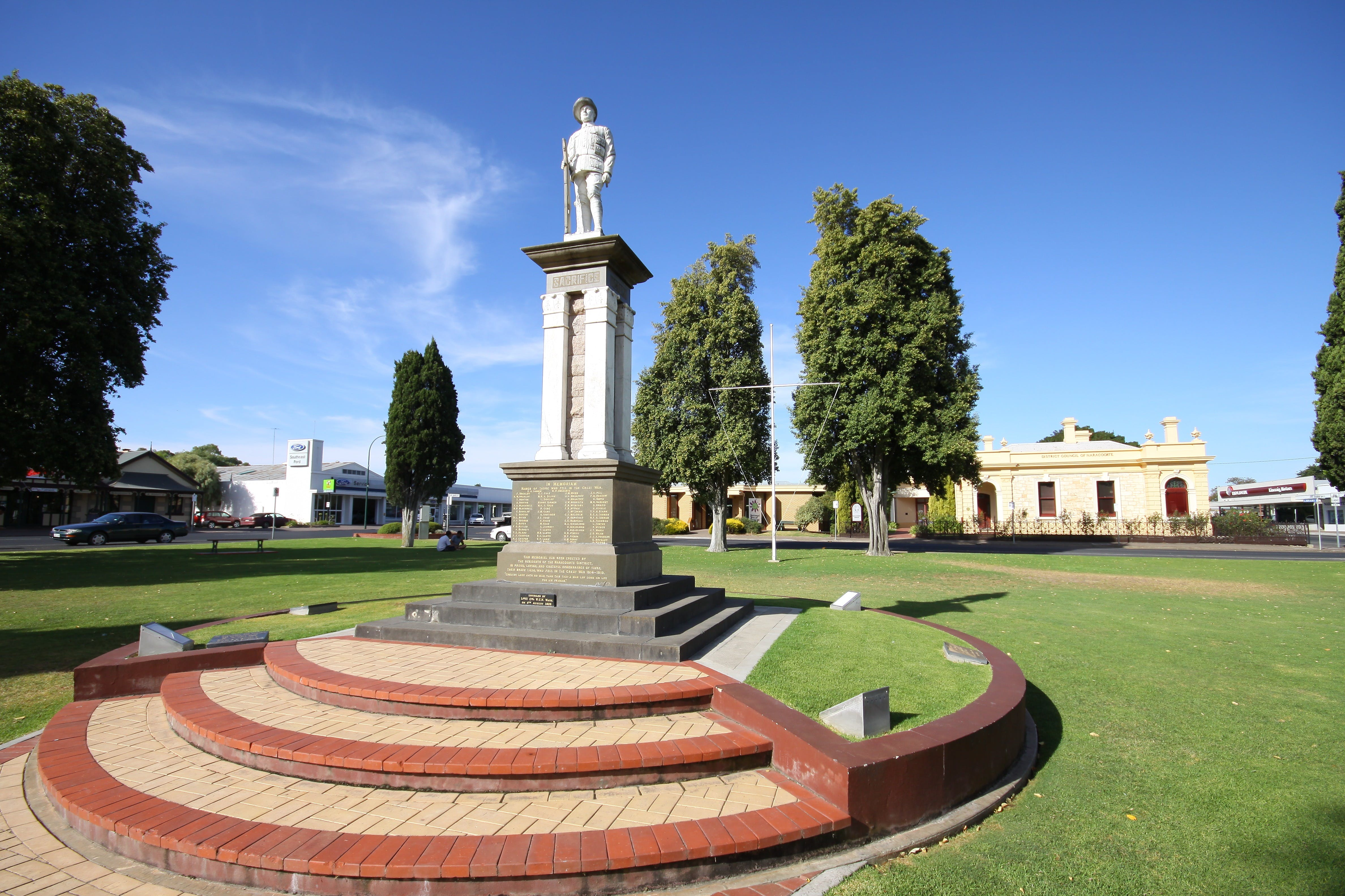 Naracoorte Town Square - Accommodation in Bendigo