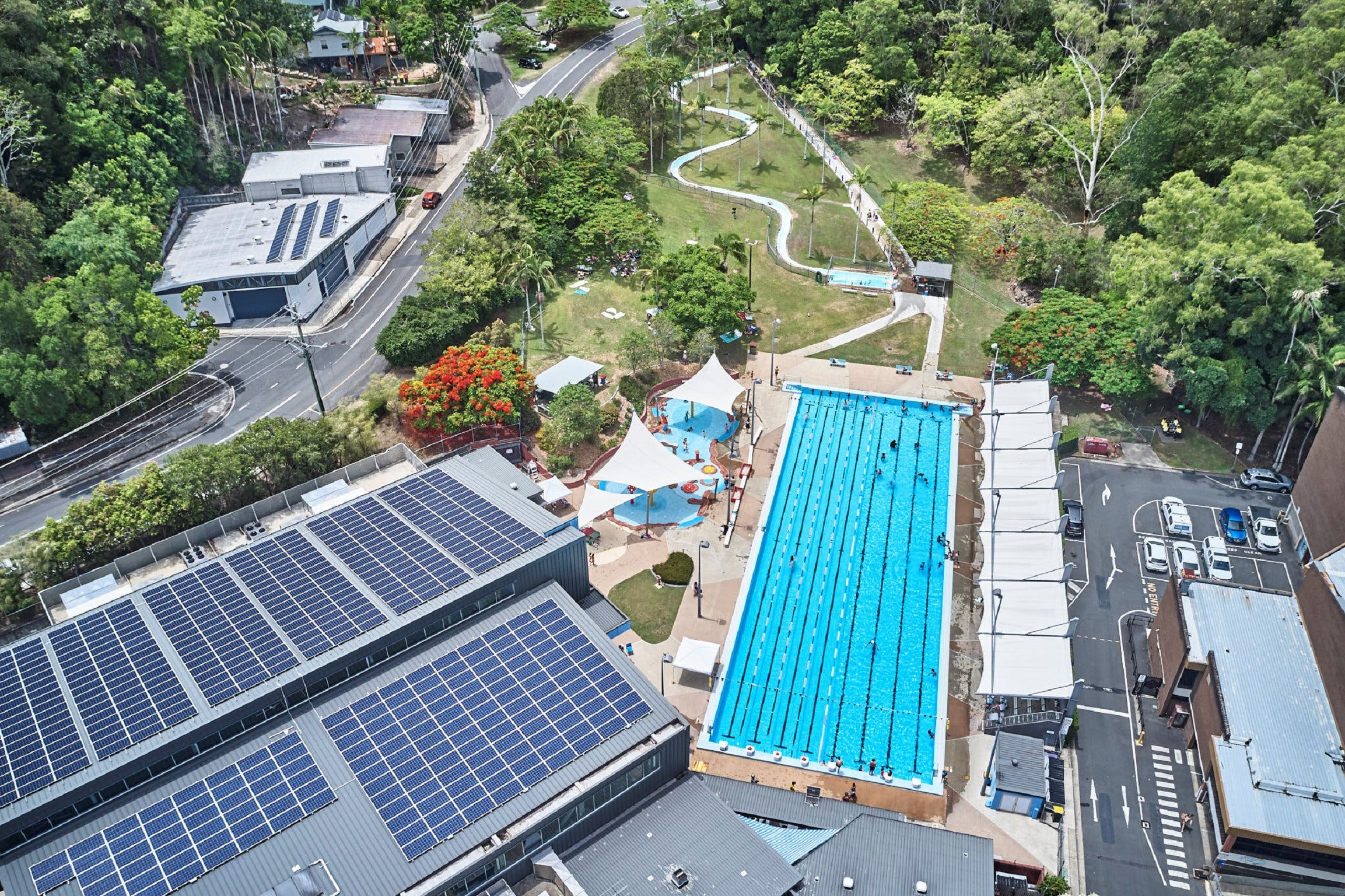 Tweed Regional Aquatic Centre - Murwillumbah - Accommodation in Bendigo