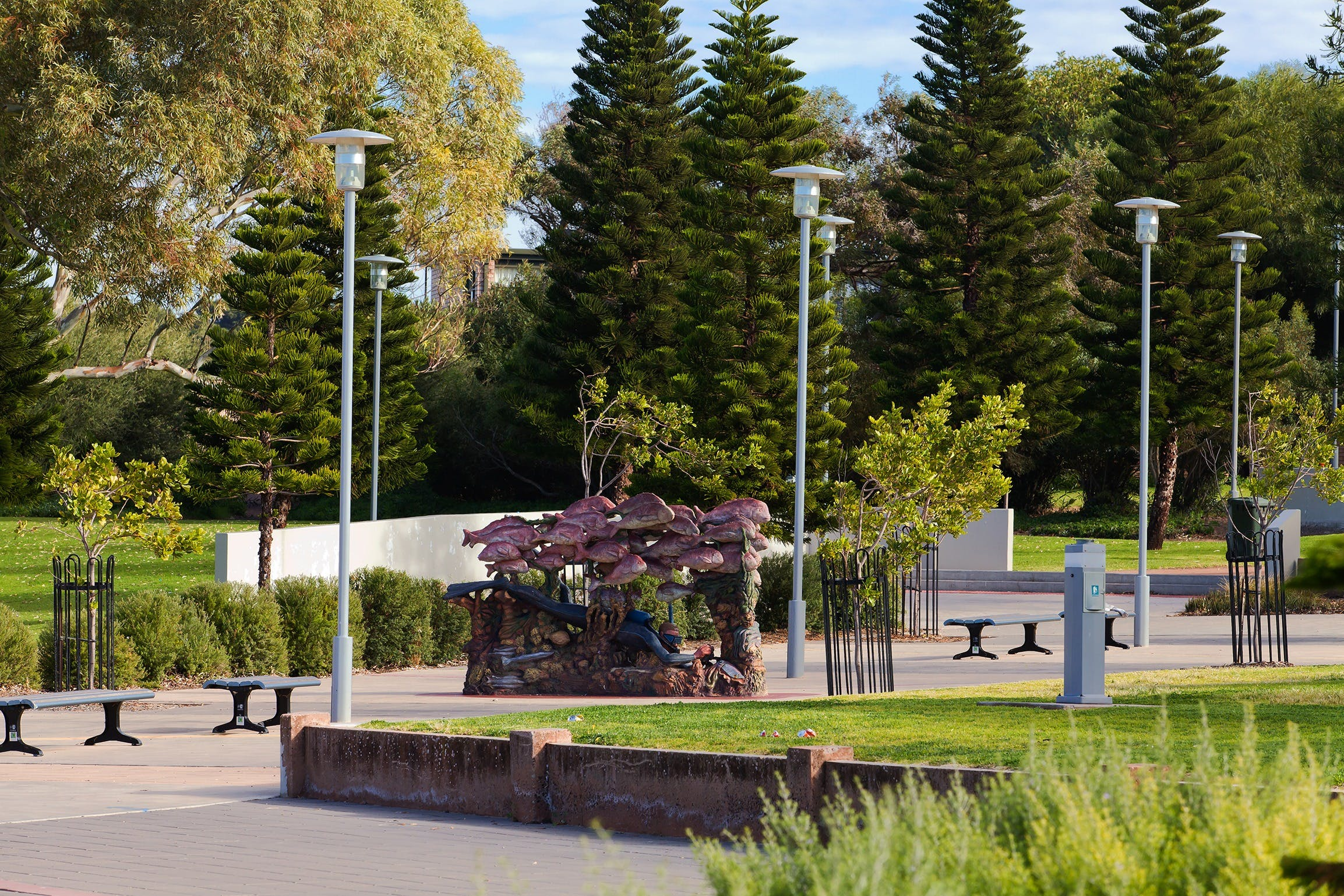 Whyalla Foreshore and Marina - Accommodation in Bendigo