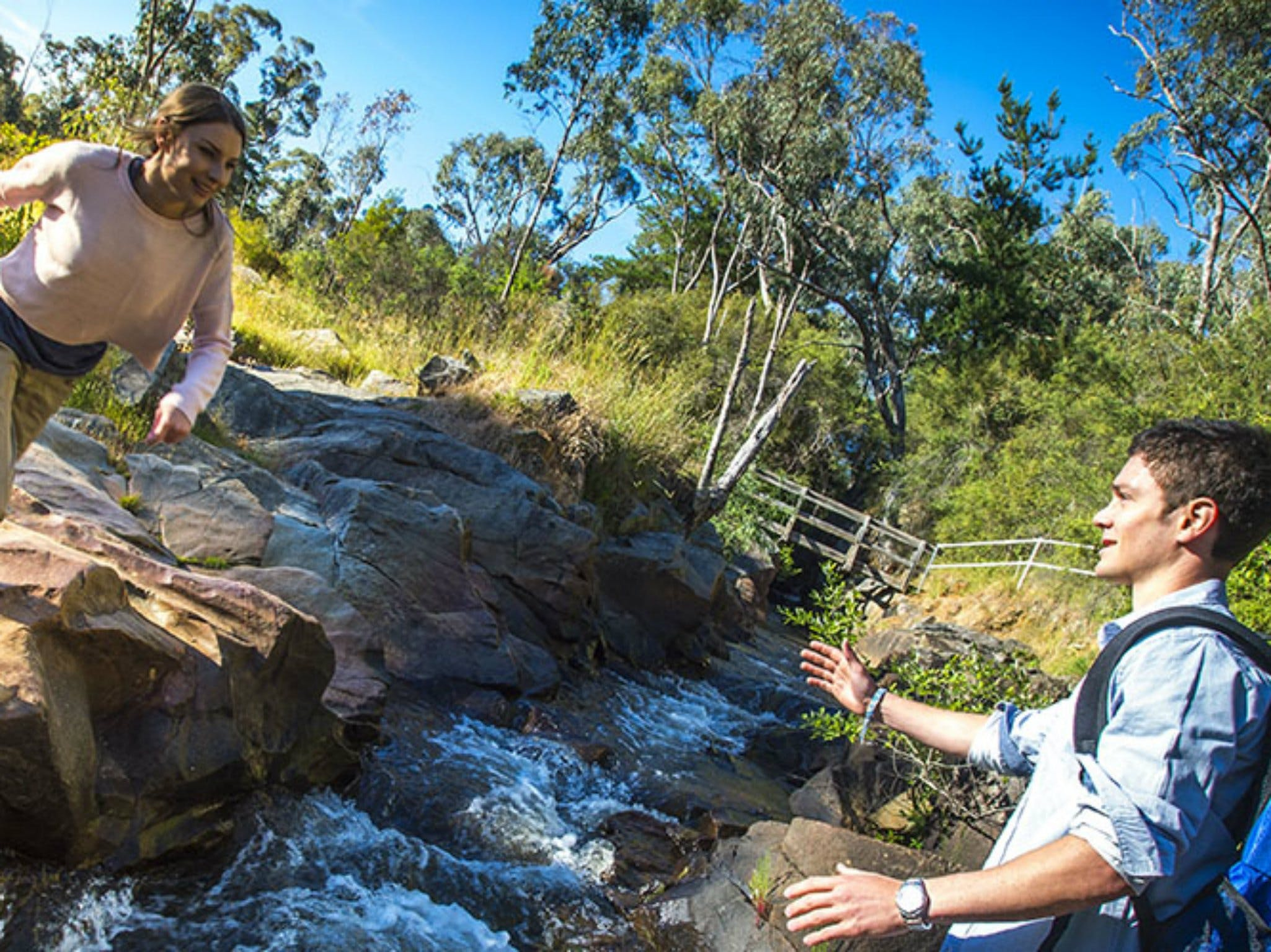 Yackandandah Gorge Scenic Walk - Accommodation in Bendigo