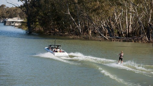 Yarrawonga-Mulwala - Accommodation in Bendigo