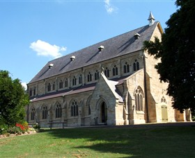 St Peters Anglican Church - Accommodation in Bendigo