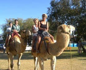 Calamunnda Camel Farm - Accommodation in Bendigo