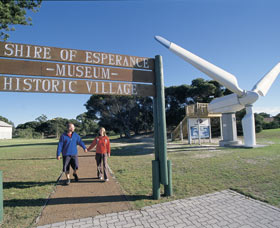 Esperance Municipal Museum - Accommodation in Bendigo