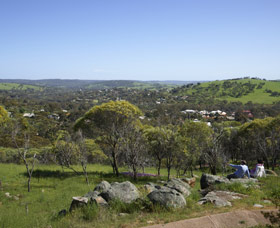 Pelham Reserve - Accommodation in Bendigo