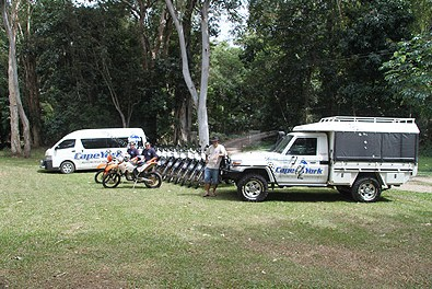Cape York Motorcycle Adventures - Accommodation in Bendigo