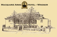Macquarie Arms Hotel - Accommodation in Bendigo