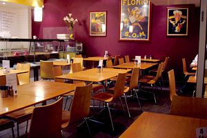 Alpha Deli  Cafe - Accommodation in Bendigo