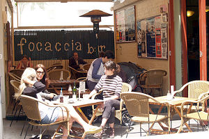 Focaccia Bar - Accommodation in Bendigo