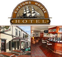 Customs House Hotel - Accommodation in Bendigo