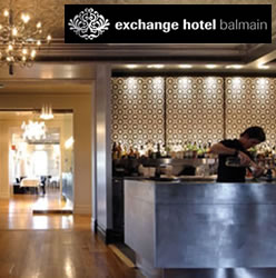 Exchange Hotel Balmain - Accommodation in Bendigo