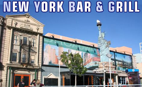 New York Bar  Grill - Accommodation in Bendigo