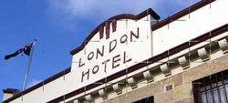 London Hotel and Restaurant - Accommodation in Bendigo