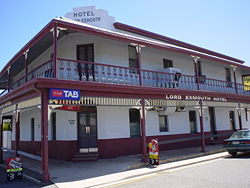 Lord Exmouth Hotel - Accommodation in Bendigo
