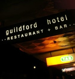Guildford Hotel - Accommodation in Bendigo