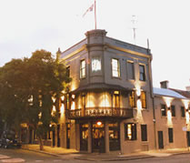 Australian Youth Hotel - Accommodation in Bendigo