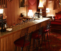 Back Bar - Accommodation in Bendigo
