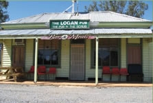 The Logan Pub - Accommodation in Bendigo