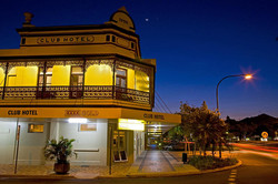 The Club Hotel - Accommodation in Bendigo