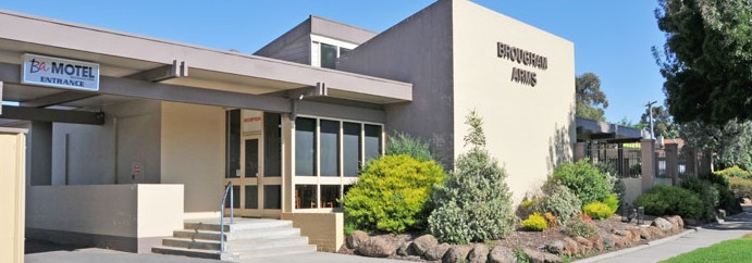 Brougham Arms Hotel - Accommodation in Bendigo