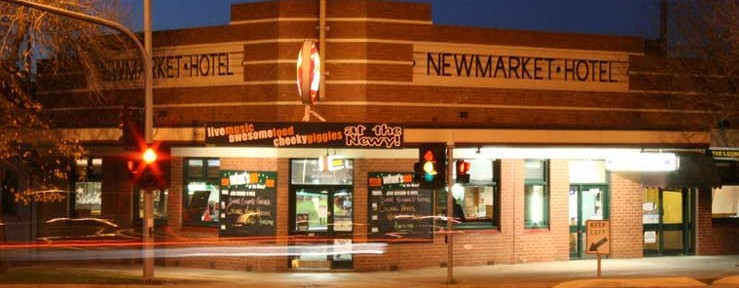 The Newmarket Hotel - Accommodation in Bendigo