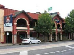 Commercial Hotel Benalla - Accommodation in Bendigo