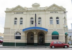 The London Hotel - Accommodation in Bendigo