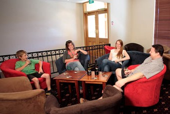 Hibernian Hotel Beechworth - Accommodation in Bendigo