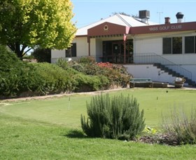 The Yass Golf Club - Accommodation in Bendigo