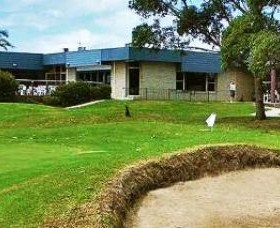 Vincentia Golf Club - Accommodation in Bendigo