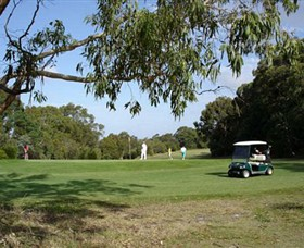 Leongatha Golf Club - Accommodation in Bendigo