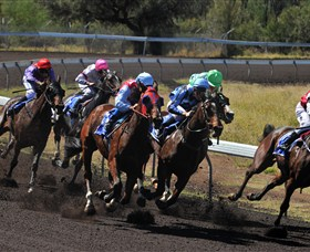 Alice Springs Turf Club - Accommodation in Bendigo