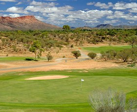 Alice Springs Golf Club - Accommodation in Bendigo