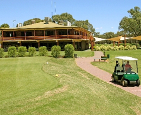 Coomealla Golf Club - Accommodation in Bendigo