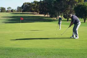Waikerie Golf Club - Accommodation in Bendigo