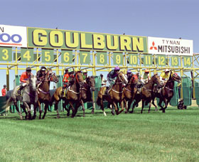 Goulburn and District Racing Club - Accommodation in Bendigo
